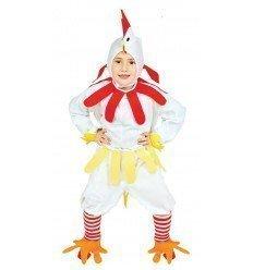 Disfraz de Pollito Infantil