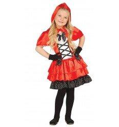 Disfraz de Caperucita Roja Infantil