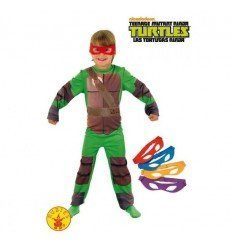 Disfraz de Tortuga Ninja Classic Infantil