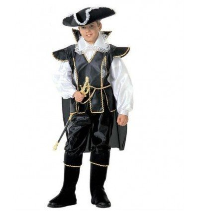 Disfraz de Corsario de los Mares Infantil