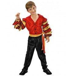 Disfraz de Bailarin de Rumba Infantil