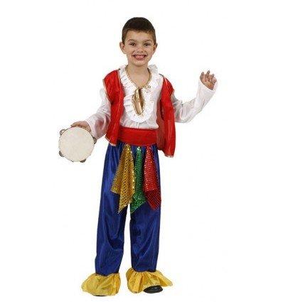 Disfraz de Gitano Infantil