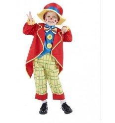 Disfraz de Payasete Infantil