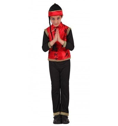 Disfraz de Chino Infantil