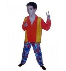 Disfraz de Chico Hippie Infantil