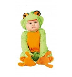 Disfraz de Ranita Bebé