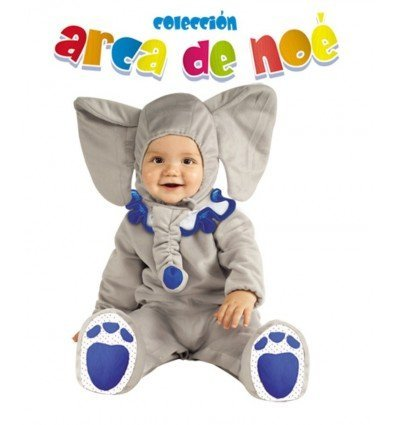 Disfraz de Elefante Trompy del Arca de Noé