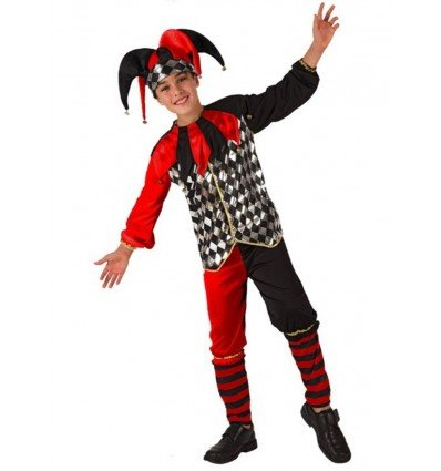 Disfraz de Arlequin Infantil