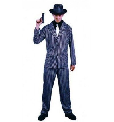 Disfraz de Gangster Adulto