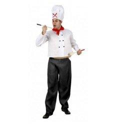 Disfraz de Cocinero Adulto
