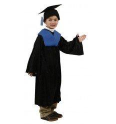 Disfraz de Licenciado Azul Infantil