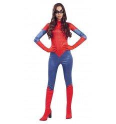 Disfraz de Mujer Araña Adulta