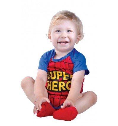 Disfraz de Super Héroe Bebé