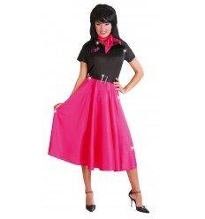 Disfraz de Mujer Años 50-60 Adulta