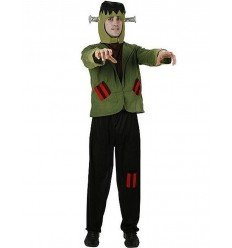 Disfraz de Monstruo Frankenstein Adulto