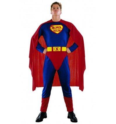 Disfraz de Superheroe Adulto
