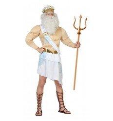 Disfraz de Dios Griego Adulto