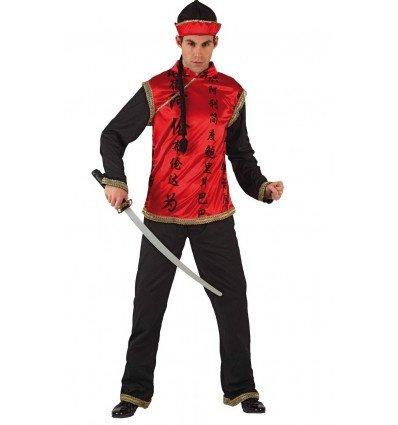 Disfraz de Chino Mandarín Adulto