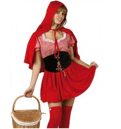 Disfraz de Caperucita Adulta