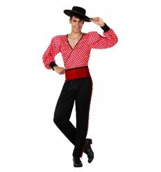 Disfraz de Bailaor de Flamenco Adulto