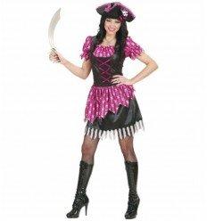 Disfraz de Bucanera Chica Adulta