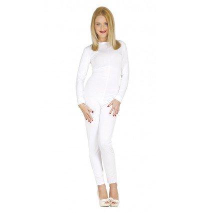 Maillot o Mono Blanco para Mujer Adulta