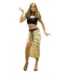 Disfraz de Faraona Egipcia Adulta