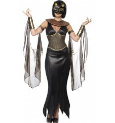 Disfraz de Bastet Diosa de los Gatos