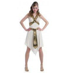 Disfraz de Reina Guerrera Romana Adulta