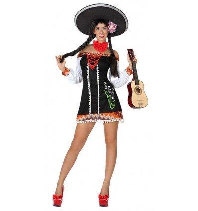 Disfraz de Mejicana Sexy Adulta