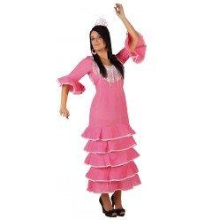 Disfraz de Bailaora Flamenca Adulta
