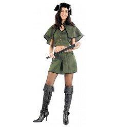 Disfraz de Mujer Guardia Civil Adulta