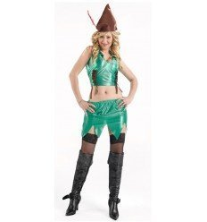 Disfraz de Mujer de los Bosques Adulta