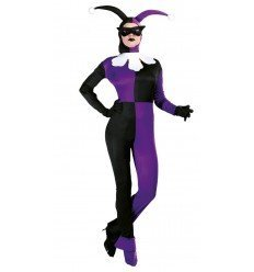 Disfraz de Lady Joker Adulta