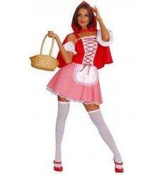 Disfraz de Caperucita Roja Adulta