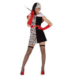 Disfraz de Dama Cruel Sexy Adulta
