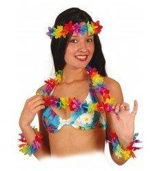 Conjunto Hawaiano 4 Piezas