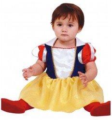 Disfraz de Princesa de las Nieves Bebé