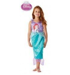 Disfraz de Ariel Classic Infantil