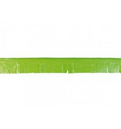 Flecos de Plástico Verde 25 metros