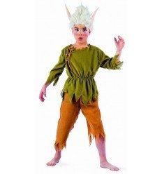 Disfraz de Elfo Lilvast Niño Infantil