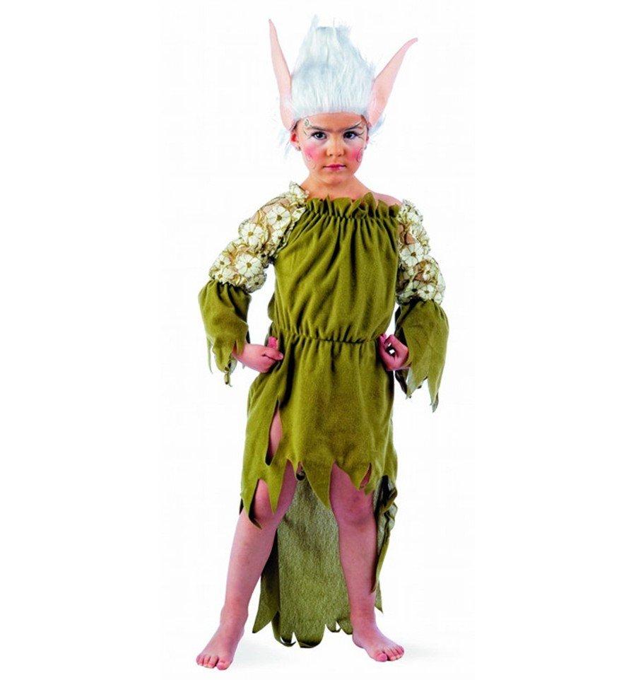 disfraz de elfa nadia nia infantil - Disfraz De Elfa