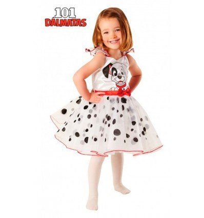 Disfraz de 101 Dálmatas Ballerina Infantil