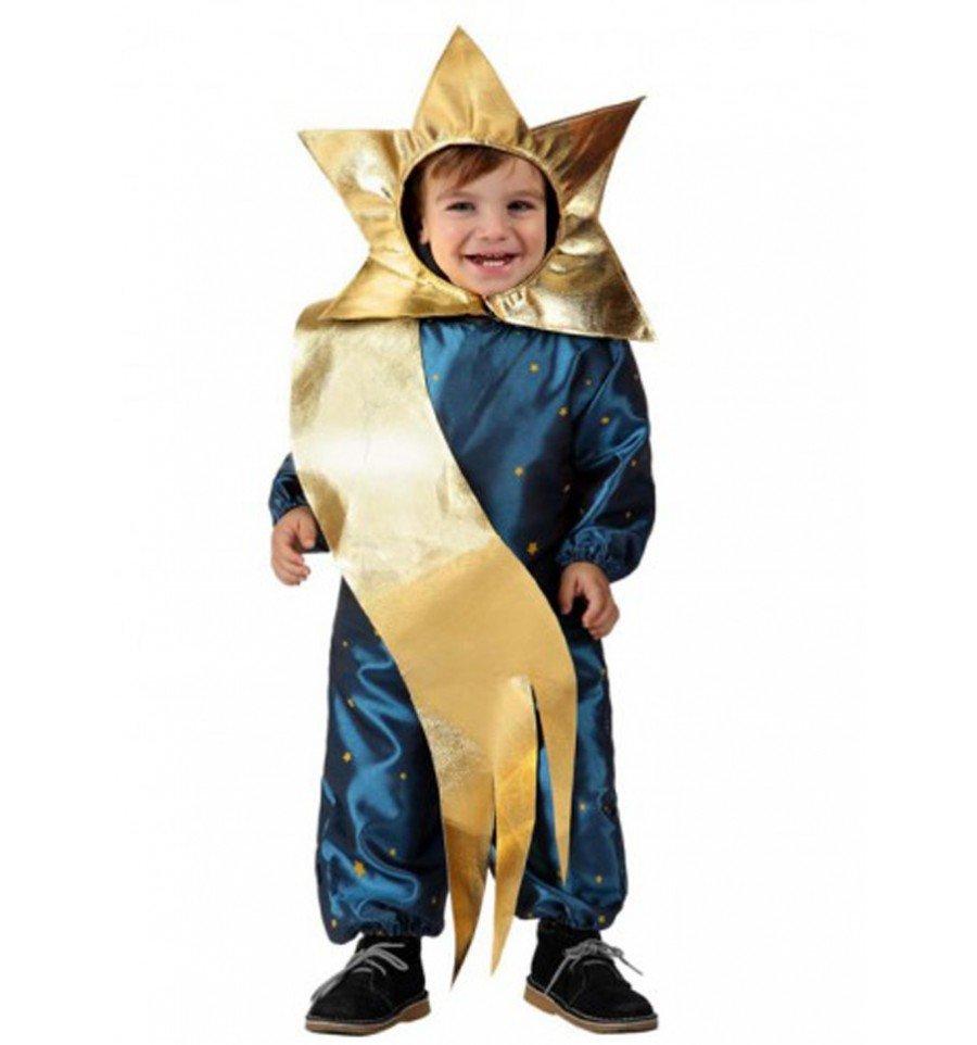 Disfraz de estrella fugaz beb for Estrella fugaz navidad
