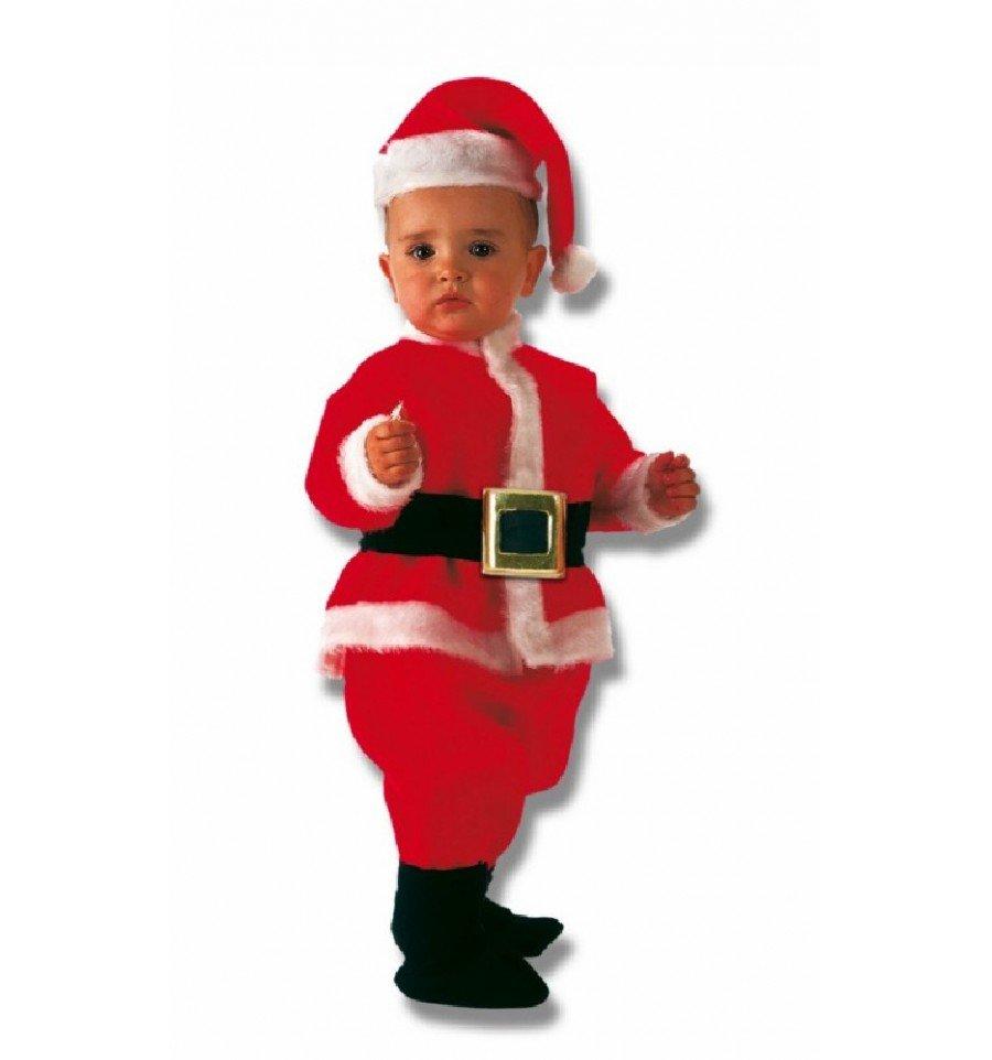 Disfraz De Papa Noel Bebe Confetifiestascom - Disfraces-papa-noel-bebe